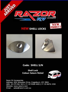 Razor RV Accessories - SHELL S/N